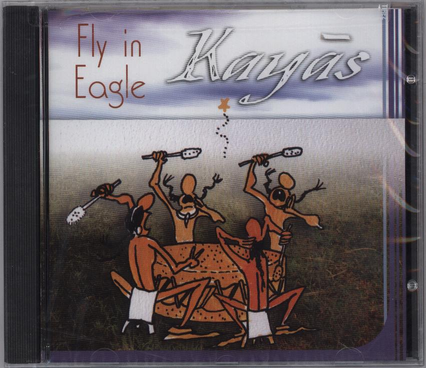 Fly In Eagle Kayas